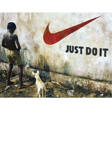 maglietta just do it