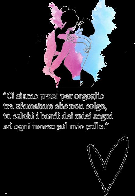 maglietta Love Passion