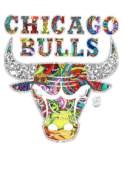 maglietta Da bulls