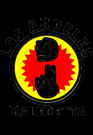 maglietta L.A. Maledetta