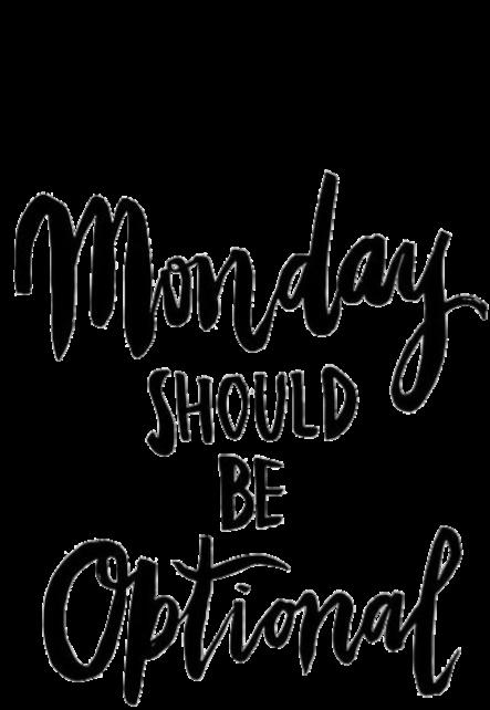 maglietta Monday