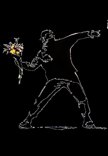 maglietta Flower Power