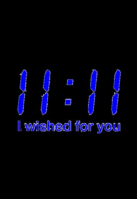 maglietta 11:11
