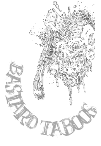 maglietta Ascia Zombie