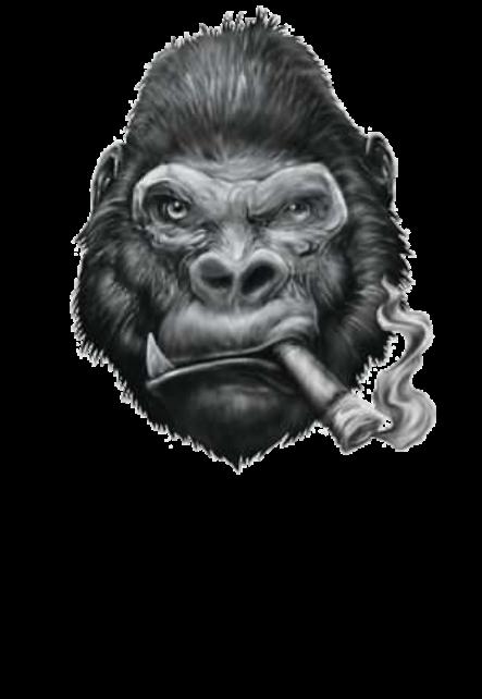 maglietta Gorilla boss!