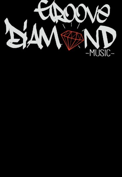 maglietta Groove Diamond Music (Cover)