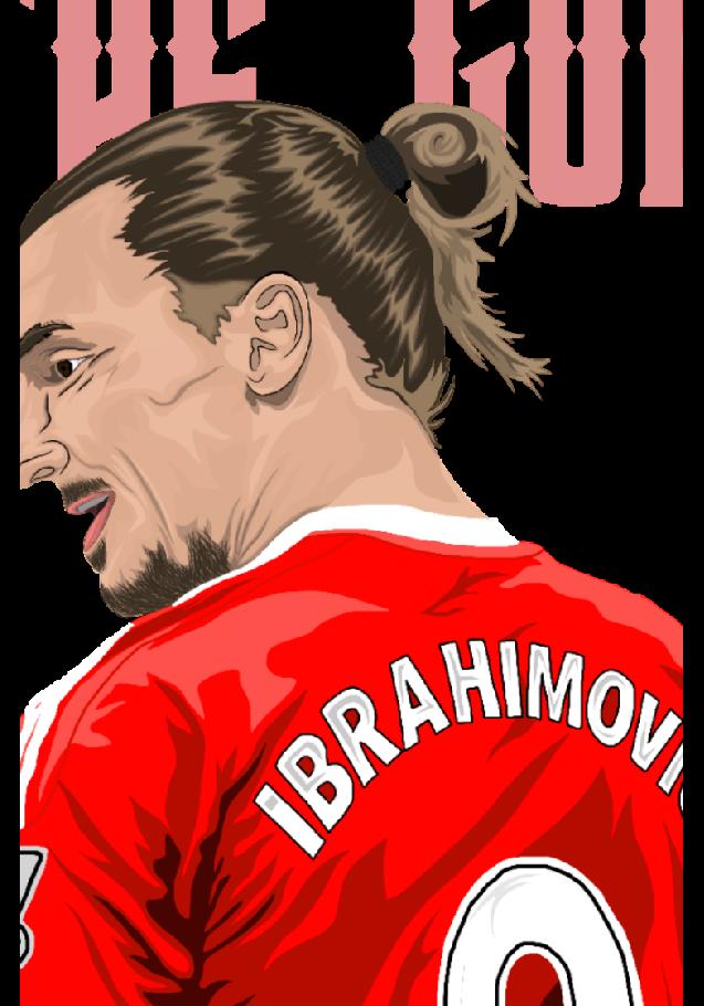 maglietta Zlatan ibrahimovic