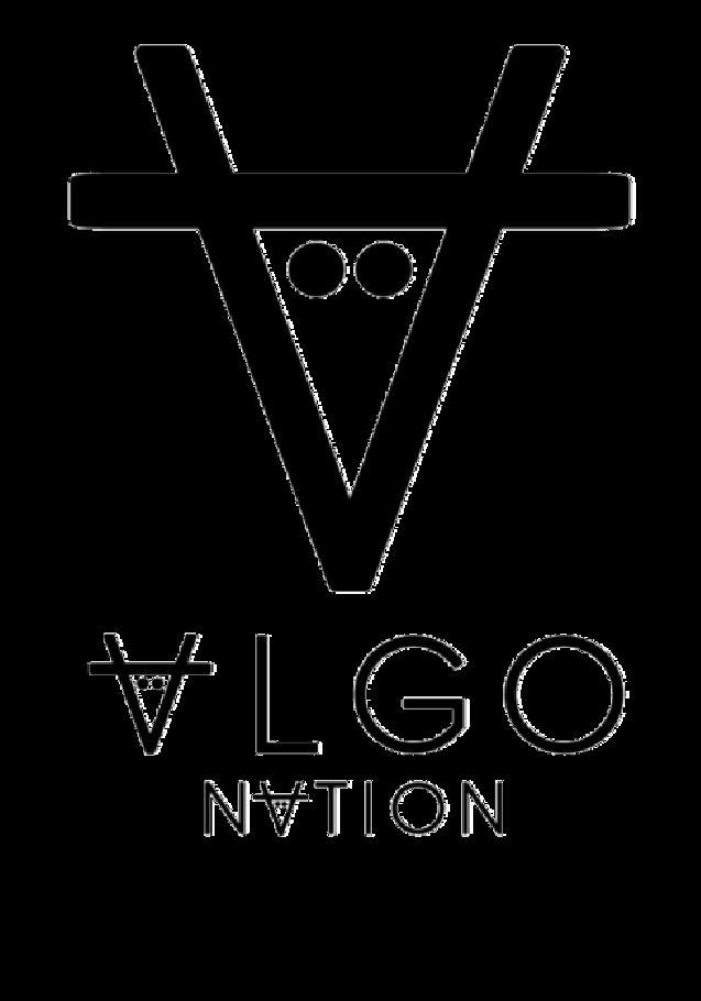 maglietta Classic Algo Nation Logo
