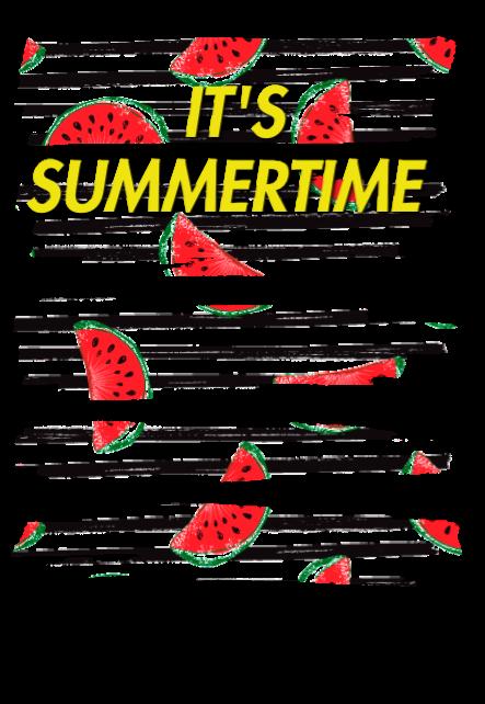 maglietta summer melon