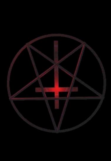 maglietta felpa satanica