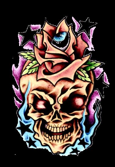 maglietta Bad Skull ®