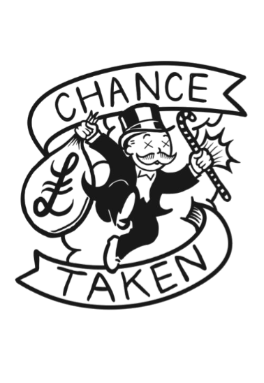 maglietta Chance Taken ®