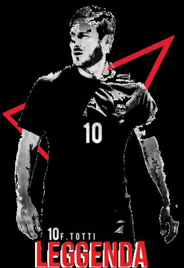 maglietta Francesco Totti il © ®
