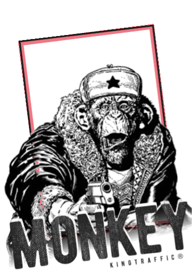 maglietta Monkey ®