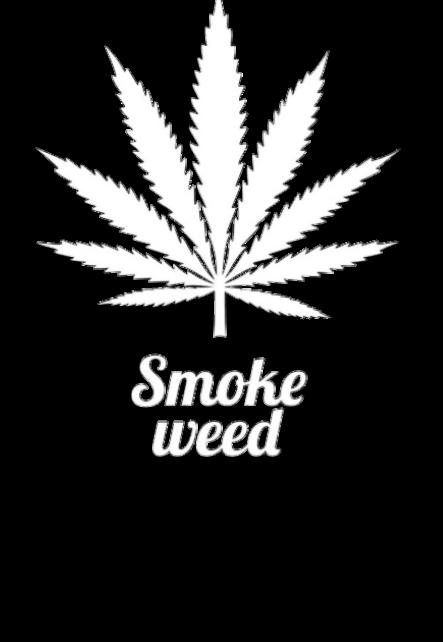 maglietta Weed