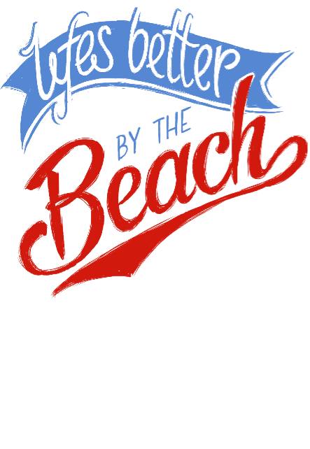 maglietta Beach