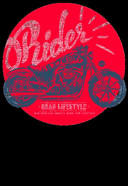 maglietta Rider