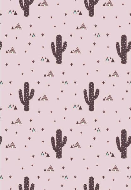 maglietta Cipria cactus