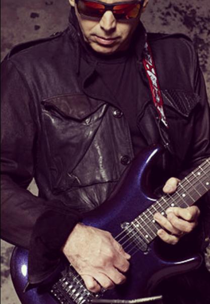 maglietta Satriani 2