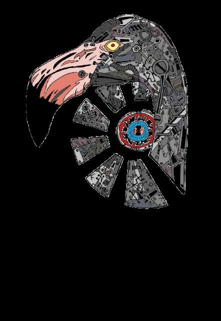 maglietta Flamingo Tech