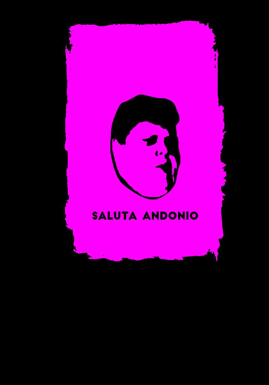 maglietta Antonio t-shirt