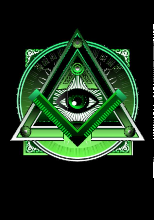 maglietta Illuminati Crew