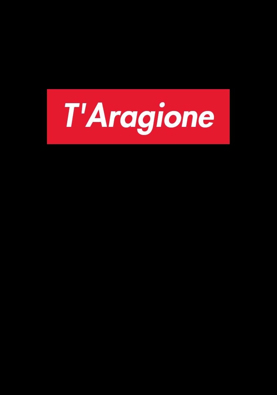 maglietta T'Aragione