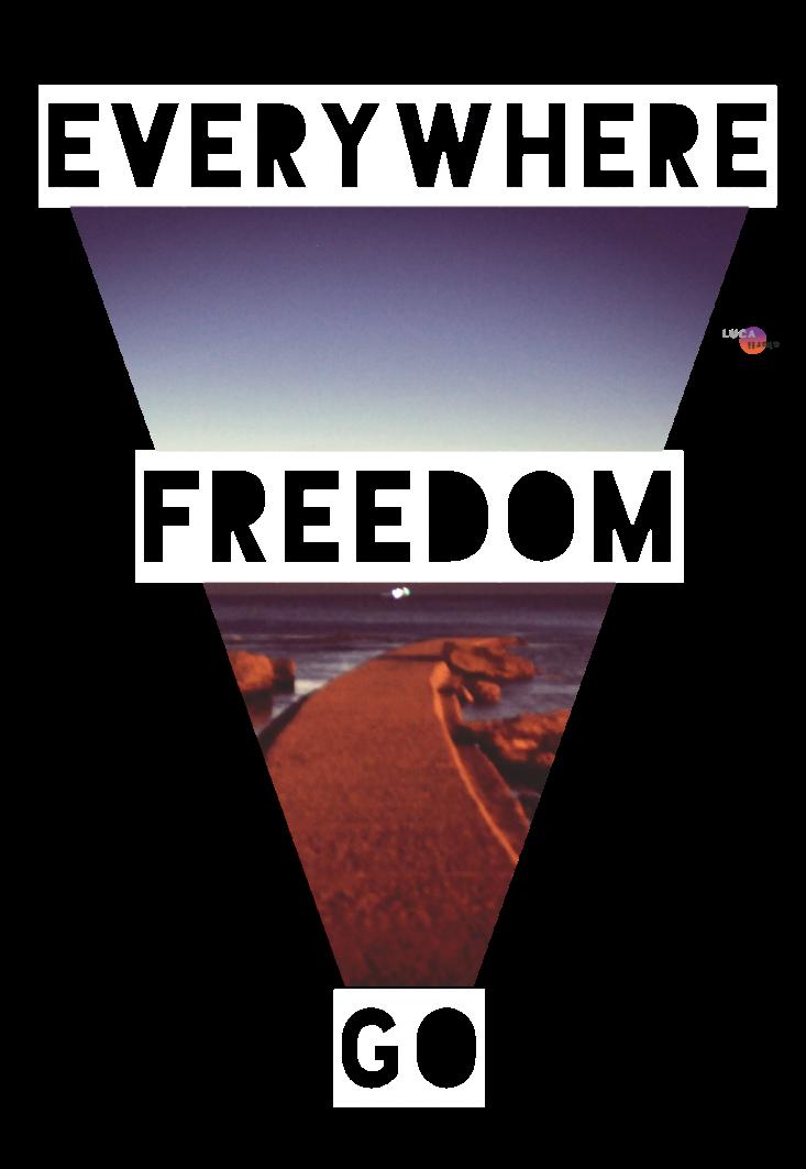 maglietta FREEDOME