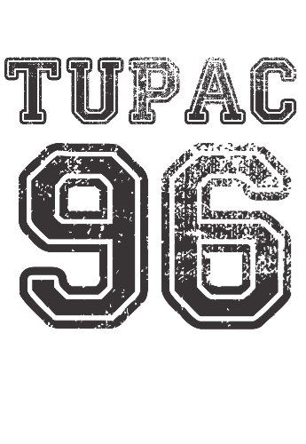 maglietta TUPAC