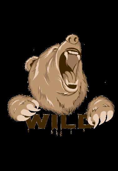 maglietta Wild-t