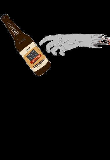 maglietta beer creation