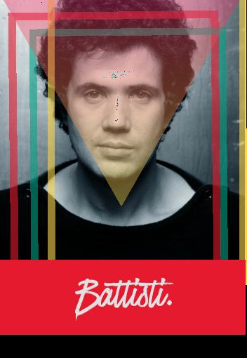 maglietta Battisti