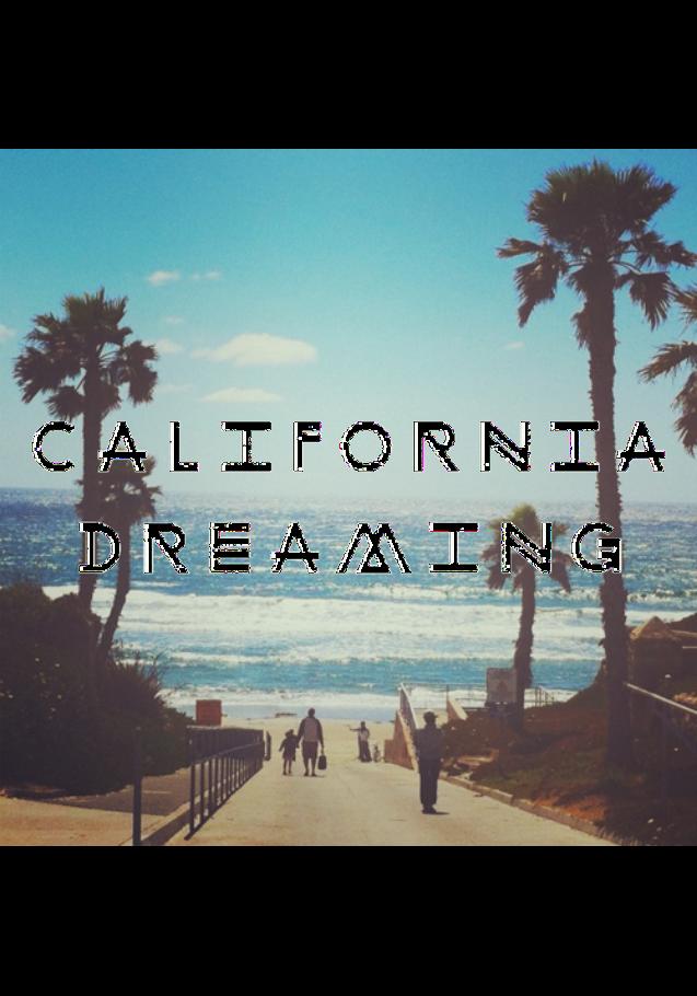 maglietta California Dreaming