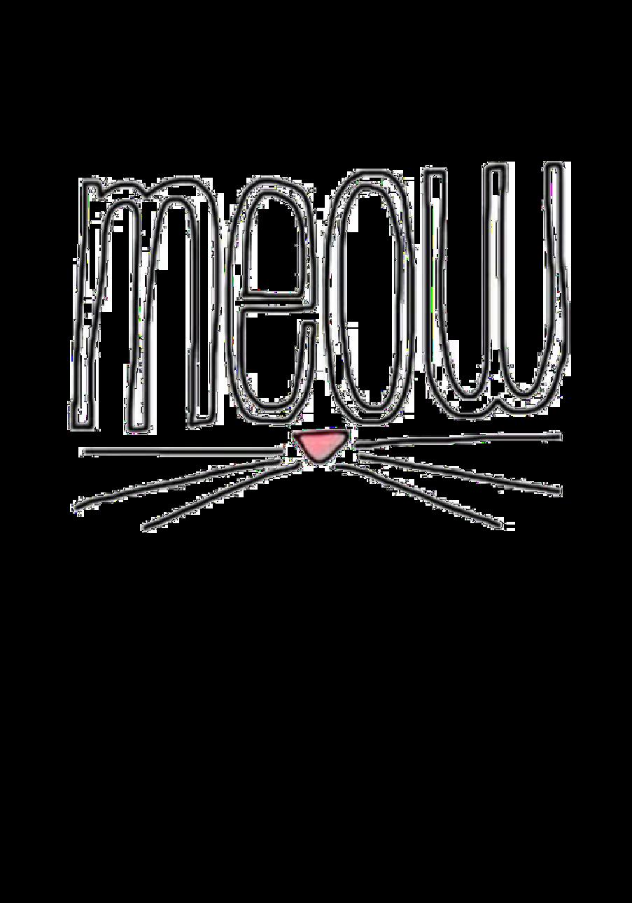 maglietta Meow.