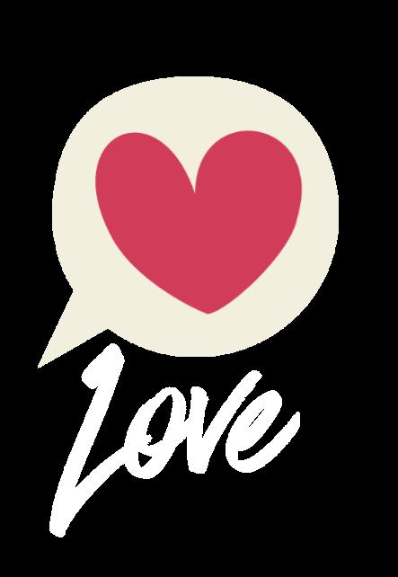 maglietta Love Heart