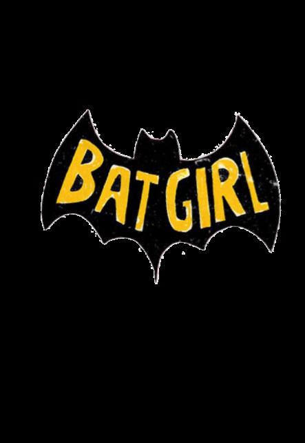 maglietta batgirl