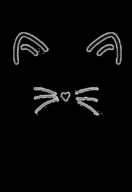 maglietta cute cat