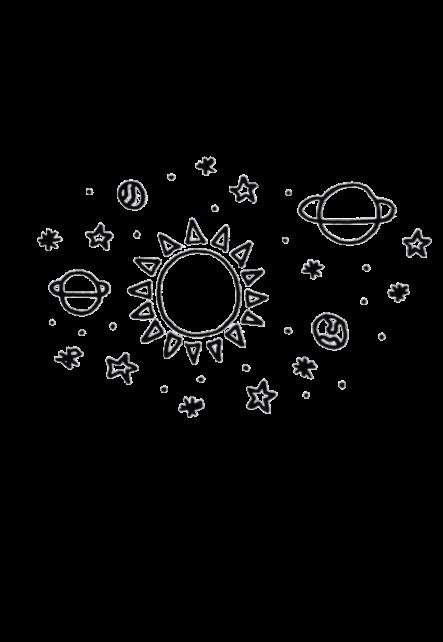 maglietta universo