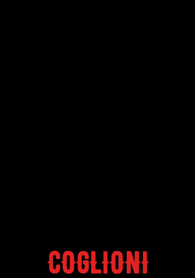 maglietta CARATTERE