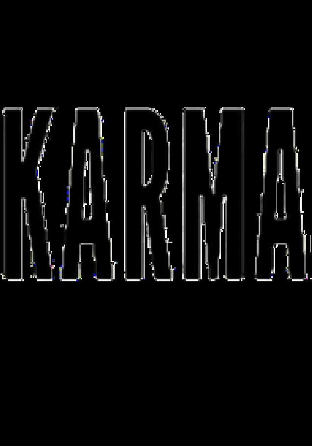 maglietta KARMA