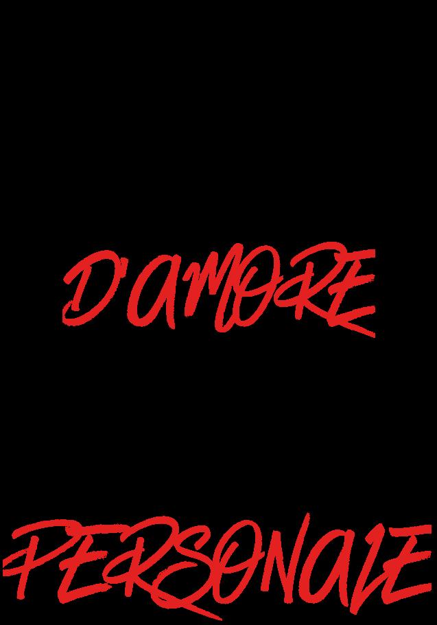 maglietta GRAMMO D'AMORE