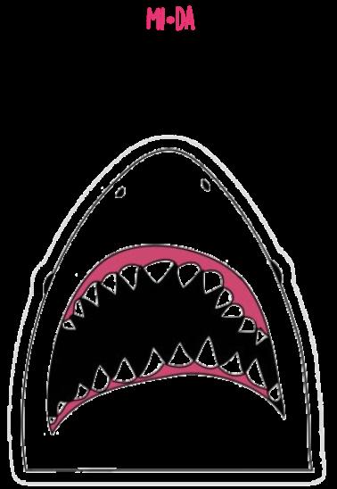 maglietta #squalo #mida