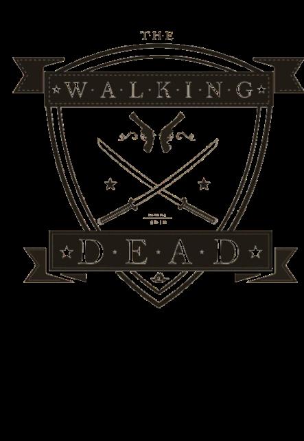 maglietta The walking dead