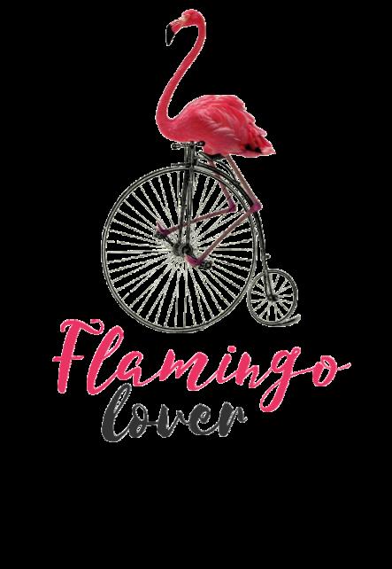maglietta flamingo collection