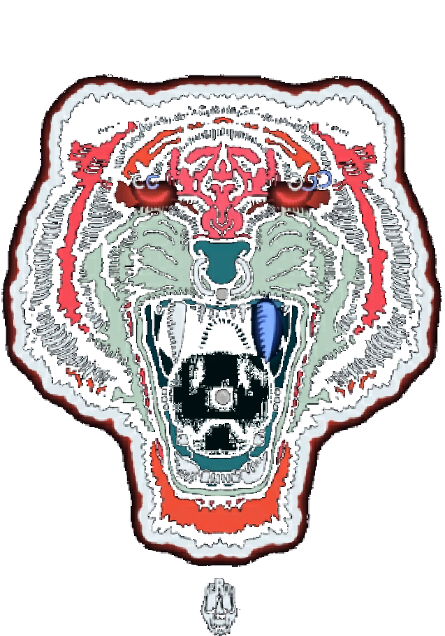 maglietta Tiger Pier