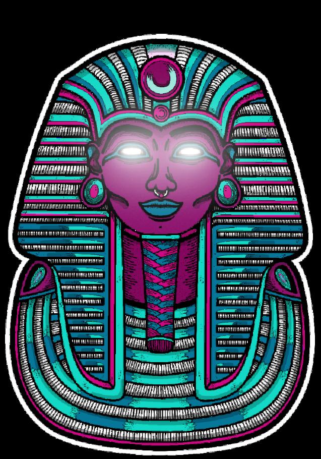 maglietta Pharaoh