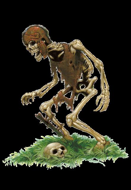 maglietta maglia uomo 'scheletro'