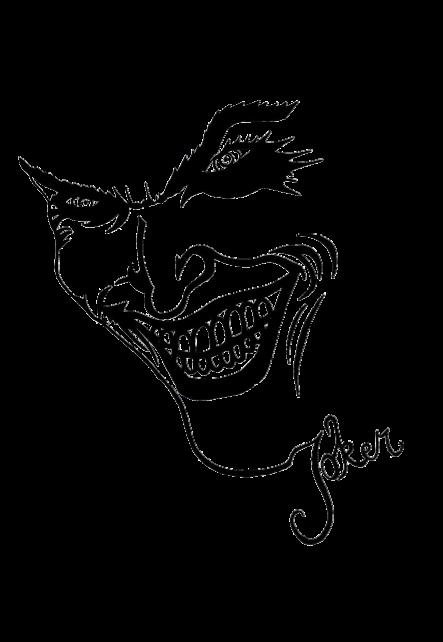 maglietta maglia donna 'joker'