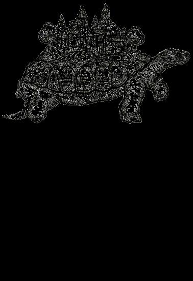 maglietta turtle-village