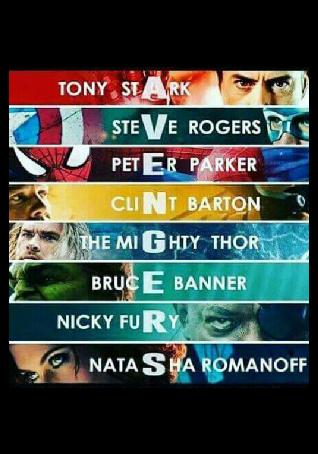 maglietta Cover/T-Shirt Avengers Assemble
